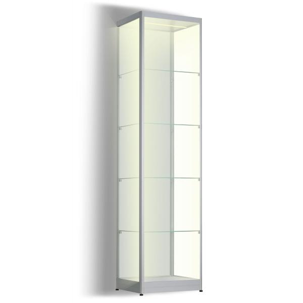 Led vitrinekast 200 x 40 x 20