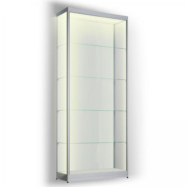 Led vitrinekast 200 x 70 x 20