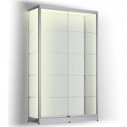 LED vitrinekast 200 x 100 x 20