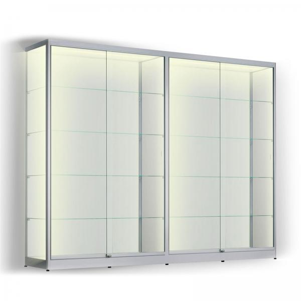 LED vitrinekast 200 x 240 x 20