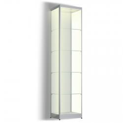 Led vitrinekast 200 x 30 x 30