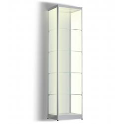 Led vitrinekast 200 x 40 x 30