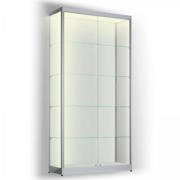 LED vitrinekast 200 x 90 x 30