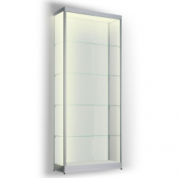 Led vitrinekast 200 x 70 x 40