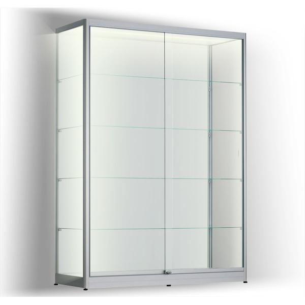 LED vitrinekast 200 x 140 x 40
