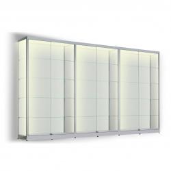 LED vitrinekast 200 x 420 x 20