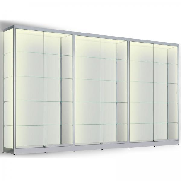 LED vitrinekast 200 x 300 x 20