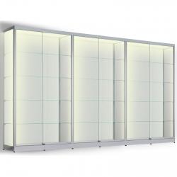 LED vitrinekast 200 x 300 x 30