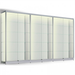 LED vitrinekast 200 x 300 x 40