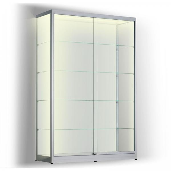 LED vitrinekast 200 x 120 x 50