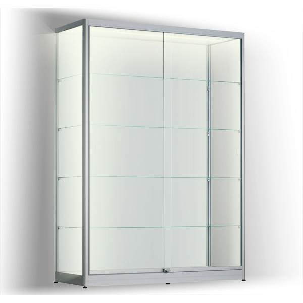 LED vitrinekast 200 x 140 x 50