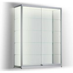LED vitrinekast 200 x 160 x 50