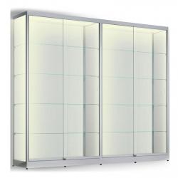 LED vitrinekast 200 x 200 x 50