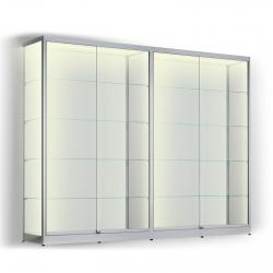 LED vitrinekast 200 x 240 x 50