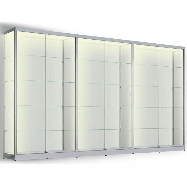 LED vitrinekast 200 x 300 x 50