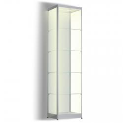 Led vitrinekast 200 x 60 x 60
