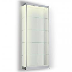Led vitrinekast 200 x 70 x 60