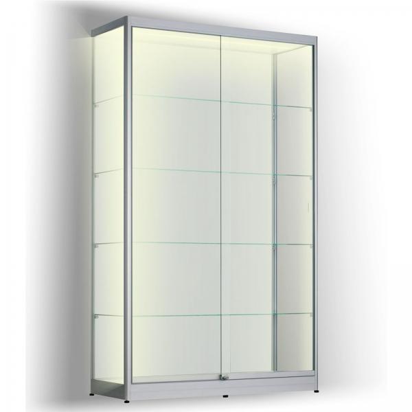 LED vitrinekast 200 x 100 x 60