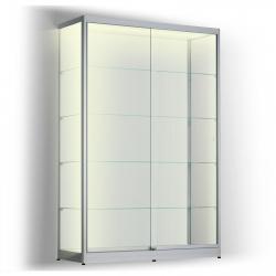 LED vitrinekast 200 x 120 x 60