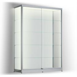 LED vitrinekast 200 x 140 x 60