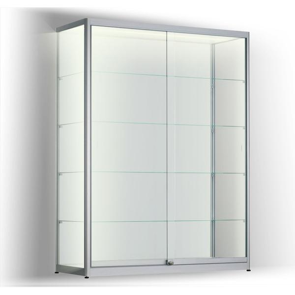 LED vitrinekast 200 x 160 x 60