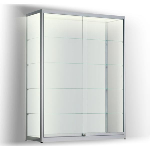 LED vitrinekast 200 x 180 x 60