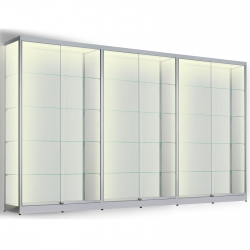 LED vitrinekast 200 x 300 x 60