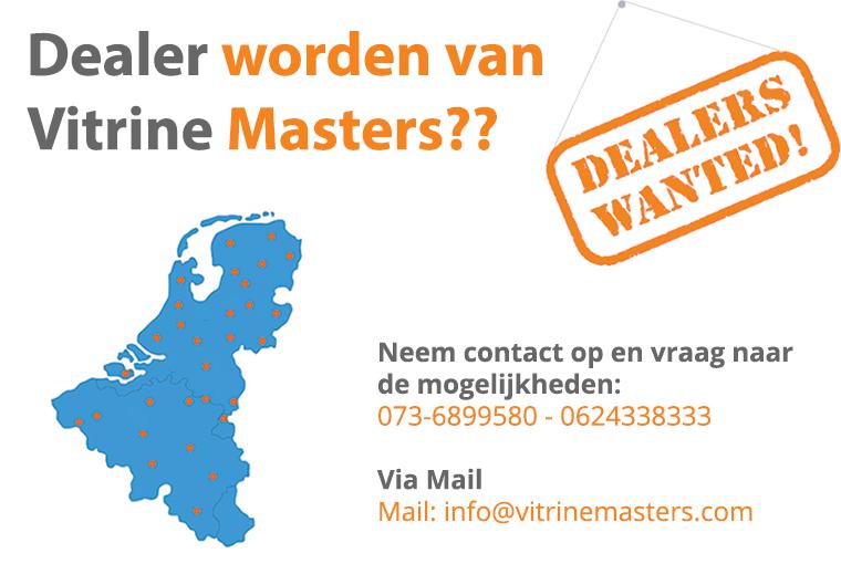 Dealers Vitrine Masters